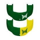 TapouT Adult Mouthguards Green/Yellow