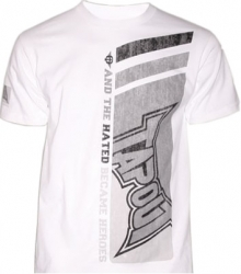 TapouT All Sport White t-shirt
