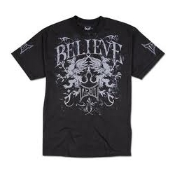 TapouT Believe Griffin Black t-shirt