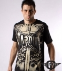 TapouT Carlos Condit Signature Series Black t-shirt