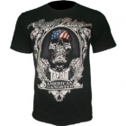 TapouT Chael Sonnen American Gangster Black t-shirt