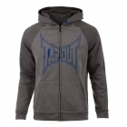 TapouT EMB Outline Lock Up Hoodie Grey