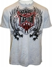 TapouT Jake Shields Eagle Warrior Grey t-shirt