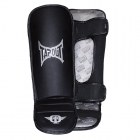 TapouT Kickboxing Shin Guards Black