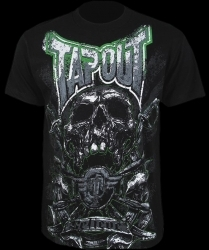 TapouT Nasty Pirate Black t-shirt