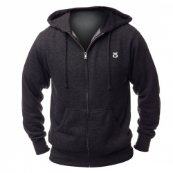 Jaco Tenacity Hoodie Charcoal Heather