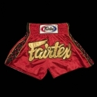 Fairtex Muay Thai Shorts Red