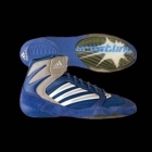 Adidas Tyrint III Wrestling Shoes, blue