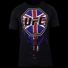 UFC International Octagon Tee Black