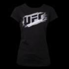 UFC Ladies Scratch Black tee