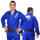 "Venum BJJ Gi ""Absolute"" - Gold Weave - Blue"