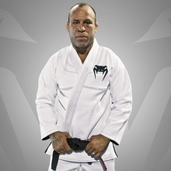 "Venum BJJ Gi ""Challenger"" - Single Weave - Ice"