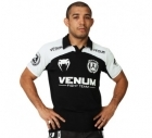 "Venum ""Jose Aldo Junior Signature UFC 156"" Polo Black/White"
