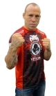 "Venum Wanderlei Silva ""UFC 147 Walk-Out"" T-shirt Black/Red"