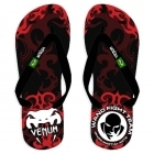 "Venum ""Wand Inferno"" Sandals Red"